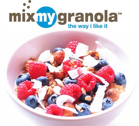 MixMyGranola